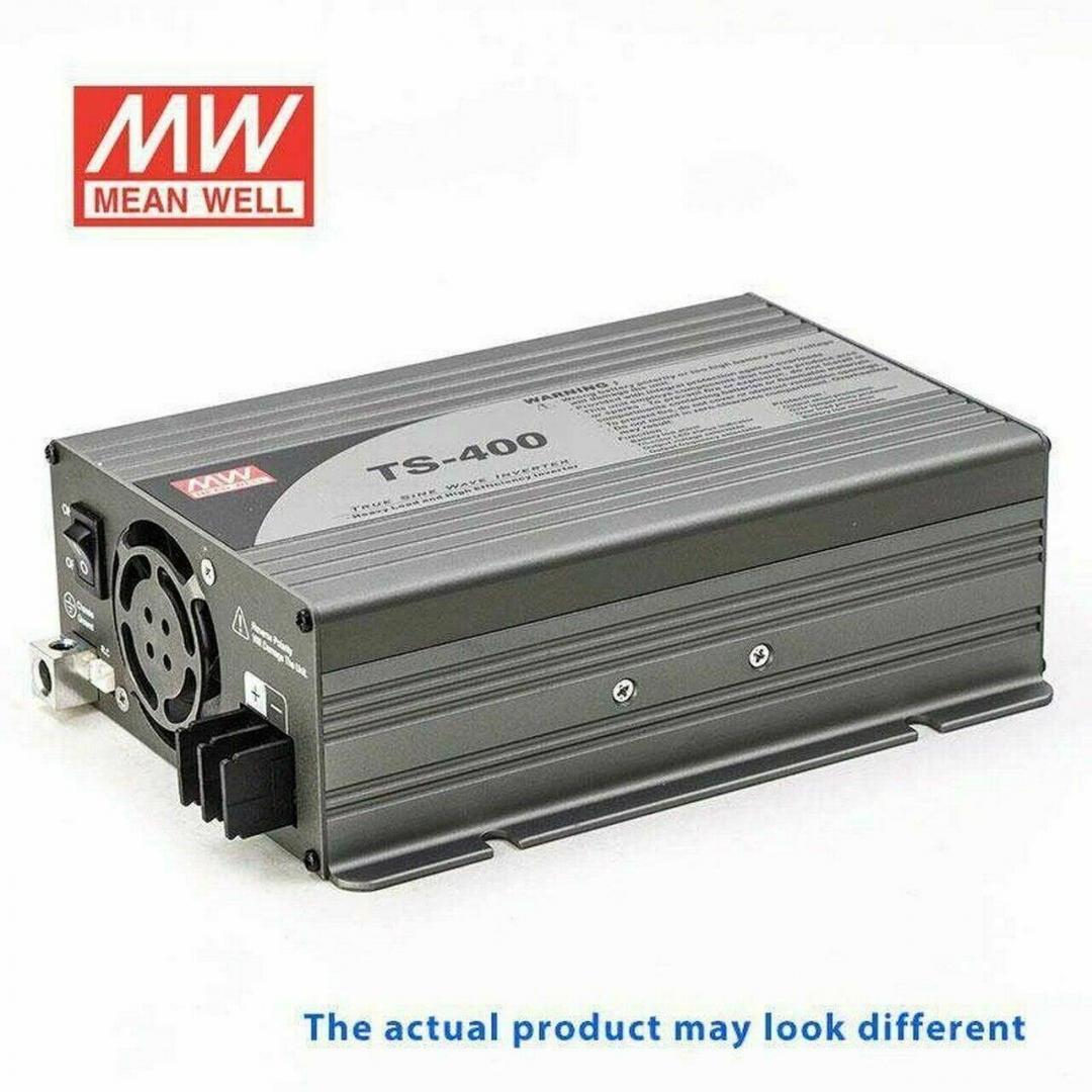 MEAN WELL TS-400-248B DC-AC Power Converter Wave Inverter 48V/230V