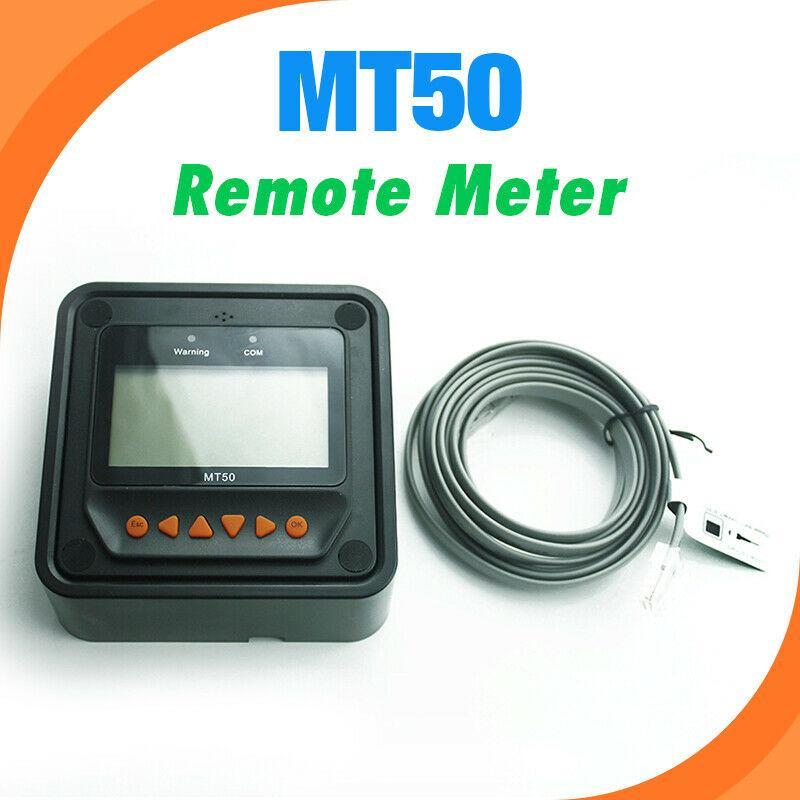 MT-50 Remote Meter Display for EPever EPsolar MPPT Solar Charge Controller Trace