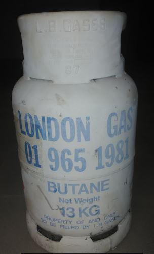 13KG UK-USED GAS CYLINDER For sale in Nigeria