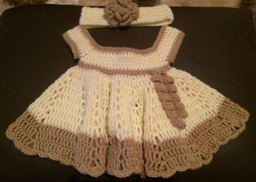 crocheted clothes for baby