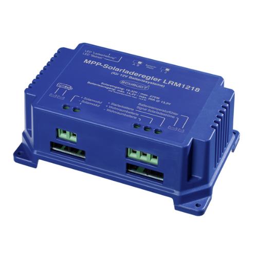 Solar Charge Controller MPPT Schaudt MPP LRM 1218 12, camper EBL