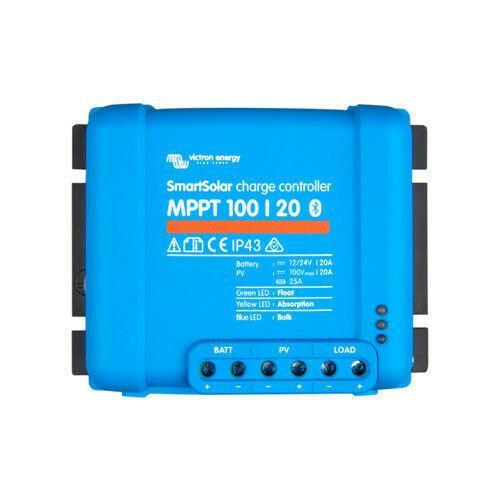 Solar Charge Controller Victron SmartSolar MPPT 100/20 Up To 48V