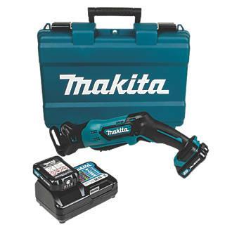 Makita JR103DWAE 12V 2.0Ah Li-Ion CXT Cordless Reciprocating Saw