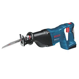 Bosch GSA 18 VLIN 18V Li-Ion Cordless Reciprocating Sabre Saw - Bare