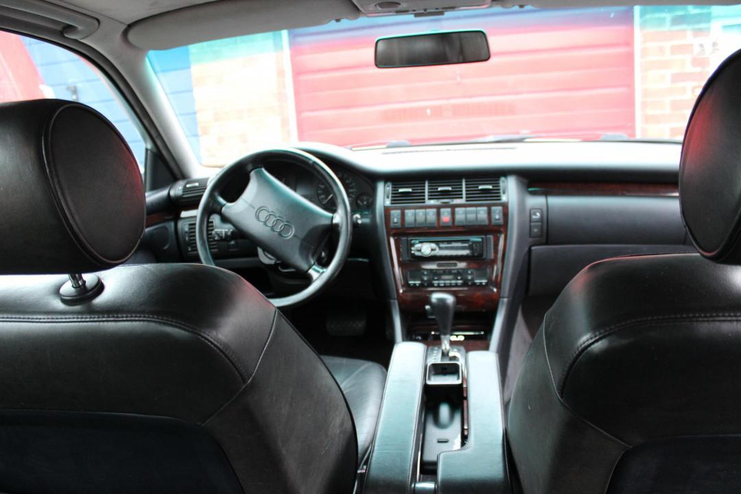 Audi A8 3.7 quattro - Automatic Petrol