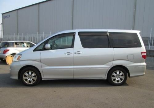 Toyota Alphard 2004 Forsale