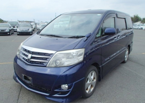Toyota Alphard 2007 For sale in UK