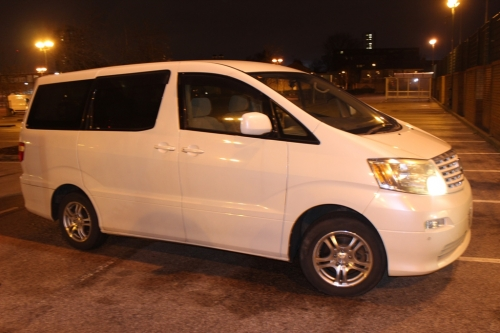 Toyota Alphard 2004 MPV For Sale