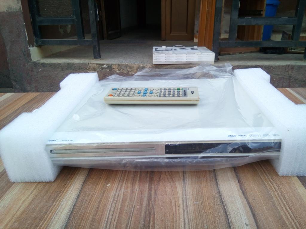 PENSONIC DVD PLAYER with USB For sale in Nigeria