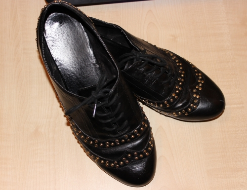 Quality Leather Shoe - Aldo Style Shoes for free
