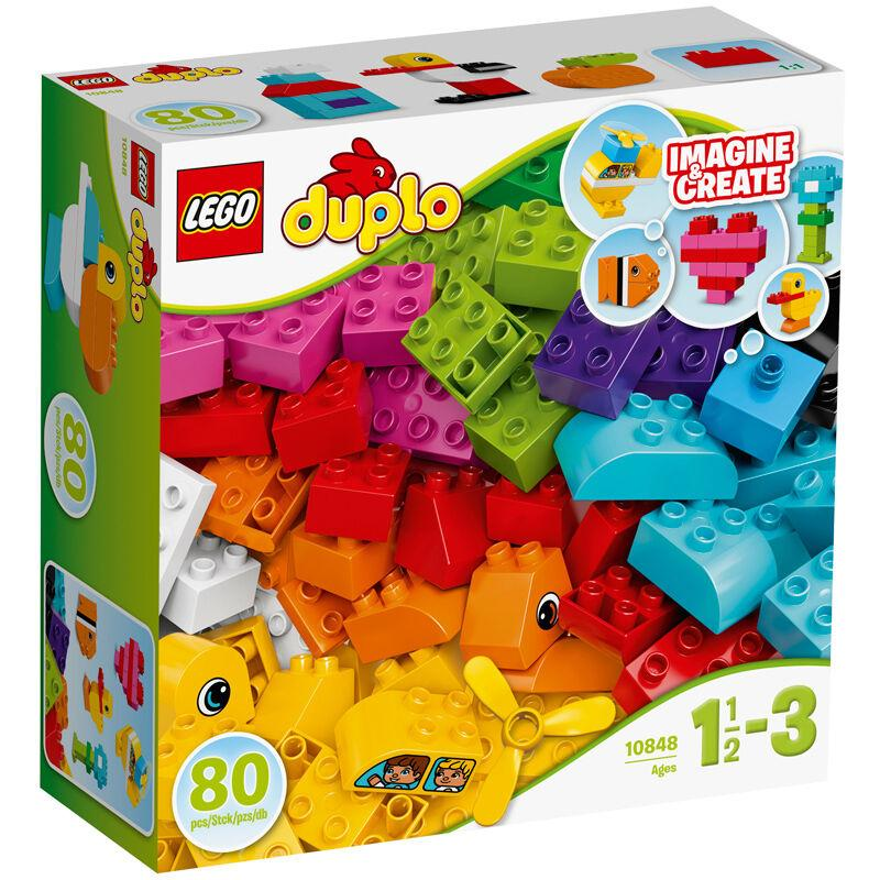 LEGO DUPLO My First Bricks - 10848