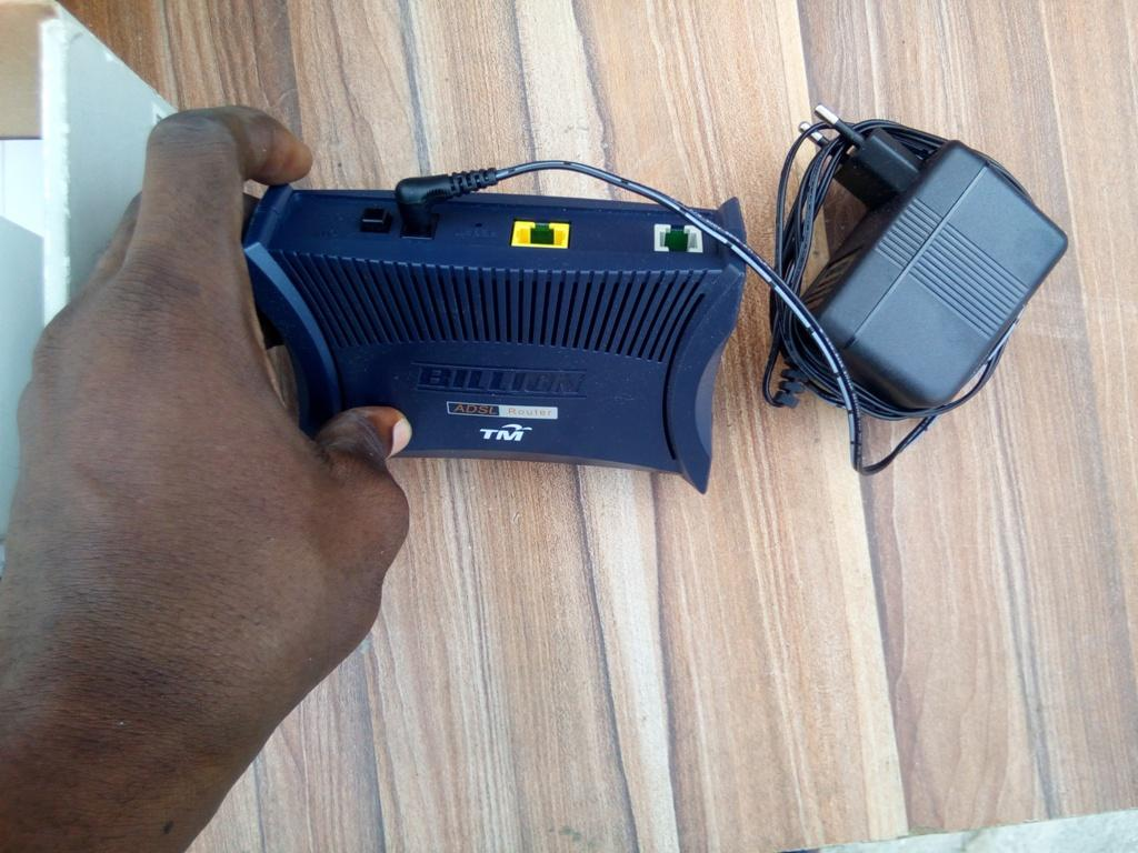 ADSL2+ MODEM/ROUTER For sale in Nigeria