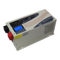 2000W 24V low frequency power inverter charger, UPS LCD 2kW 24 volt peak 6kW