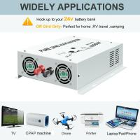 1000W Power Inverter Pure Sine Wave 24V to 230V 240V Car Truck RV Camp Van RV-31_6684955241-thumb