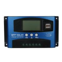 100A MPPT Solar Panel Regulator Charge...