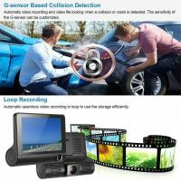 4  Car DVR Front and Rearview Video Dual Lens HD 1080P Dash Cam Recorder Camera G-sensor For Sale in Nigeria-4-car-dvr-rearview-video-dual-lens-hd-1080p-dash-cam-recorder-camera-g-sensor-_8618857524-thumb
