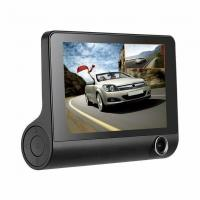 4  Car DVR Front and Rearview Video Dual Lens HD 1080P Dash Cam Recorder Camera G-sensor For Sale in Nigeria-4-car-dvr-rearview-video-dual-lens-hd-1080p-dash-cam-recorder-camera-g-sensor-thumb