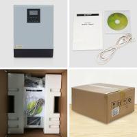 3KVA Solar Inverter 2400W 24V 220V Off-grid...