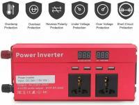 Cantonape Power Inverter 800W/2000W Peak DC 24V to AC 230V 240V Car Converter 24-6_5213465053-thumb