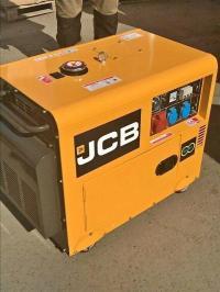 BRAND NEW 25.5KVA THREE PHASE JCB DIESEL GENERATOR for sale in Lagos Nigeria-brand-new-25.5-kva-three-phase-jcb-diesel-generator-thumb