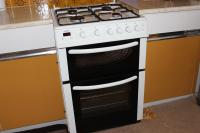 Bush Gas Cooker AG66TW (Used)-img_9378-thumb