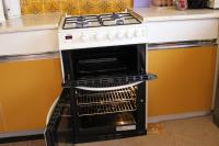 Bush Gas Cooker AG66TW (Used)-img_9396-thumb