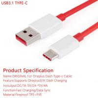 Original Dash OnePlus Type-C USB High Speed Data Charger Lead Cable 3 3T 5 5T 6-original-dash-cable-thumb