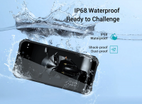 OUKITEL WP5 4G Rugged Smartphone 8000mAh Battery 5.5 Inch 3 Rear Camera Android 9.0 3GB RAM 32GB - Sales In Nigeria-oukitel-wp5-4g-smartphone-8000mah-battery-5.5-inch-3-rear-camera-android-9.0-3gb-ram-32gb-01-thumb