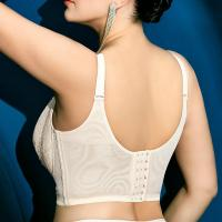 Plus Size Embroidery Gather Plunge Thin J Cup Push Up Bra Long Lined Lace Bra In Nigeria-plus-size-embroidery-gather-plunge-thin-j-cup-push-up-long-lined-lace-bra-_5655471852-thumb