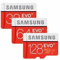 Samsung 32GB micro SD card SDHC memory card Class 10 with adapter EVO+ UHS-1 TF-samsung-evo-plus-32gb-64gb-128gb-uhs-i-microsd-sdhc-sdxc-flash-tf-card-100mb-s-thumb
