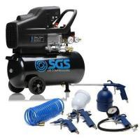 SGS 24 LITRE AIR COMPRESSOR For sale in Nigeria-sgs-air-compressor-500x500-thumb