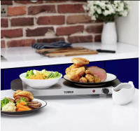 Tower Three Tray Buffet Server and Plate Warmer For sale in Nigeria-tower-3-tray-buffet-food-warmer-martfame.ng--thumb
