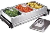 Tower Three Tray Buffet Server and Plate Warmer For sale in Nigeria-tower-buffet-server3-thumb