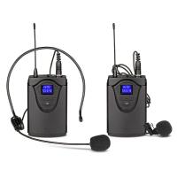 XTUGA Wireless Microphones System EW240 PLUS 4 Channel 2 Handheld 2 Bodypack Mic for sale in Nigeria-xtuga-wireless-microphones-system-ew240-plus-4-channel-2-handheld-2-bodypack-mic-for-sale-in-nigeria-l1600fg-thumb