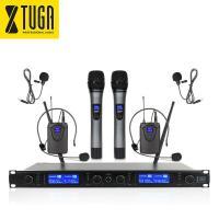 XTUGA Wireless Microphones System EW240 PLUS 4...