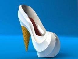 ladyś icecream shoe